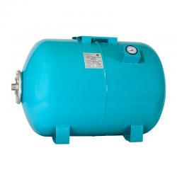 Zbiornik hydroforowy 80L poziomy Omnigena z manometrem
